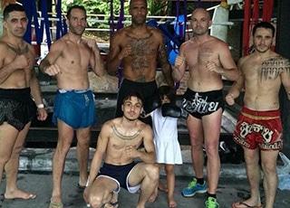 Coaching Thailande Boxe