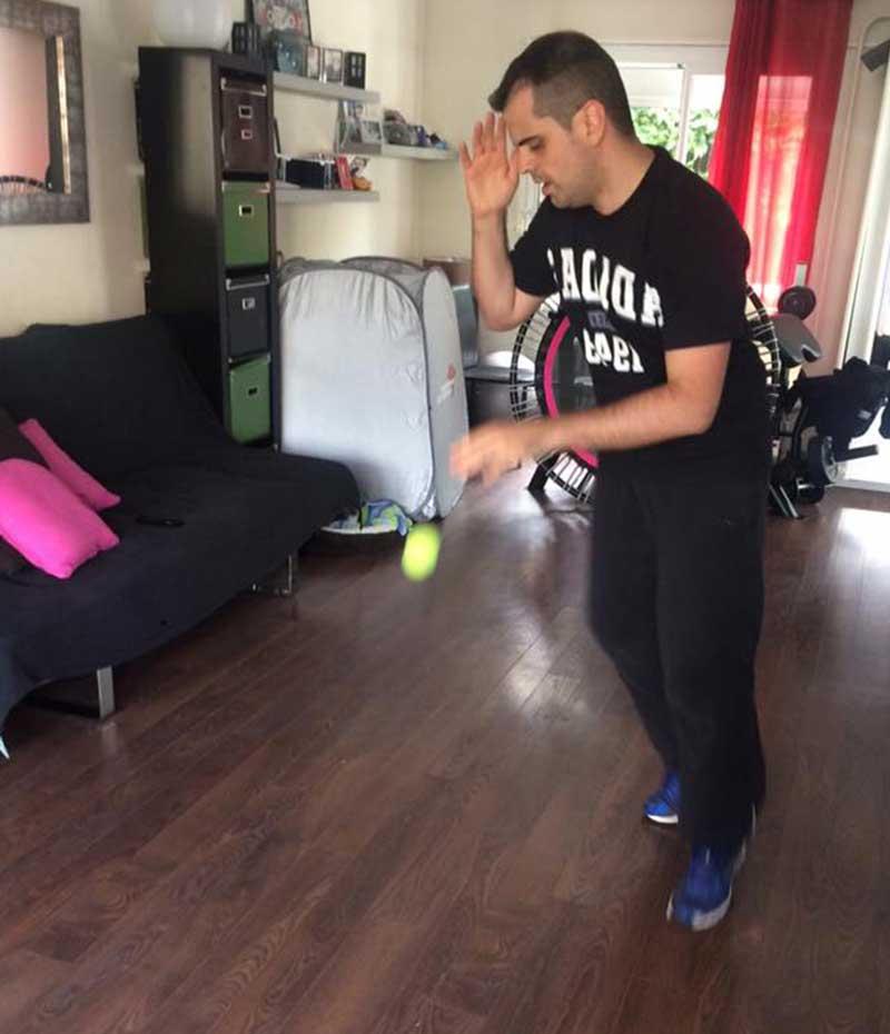 Atouts Coaching Sportif a la maison