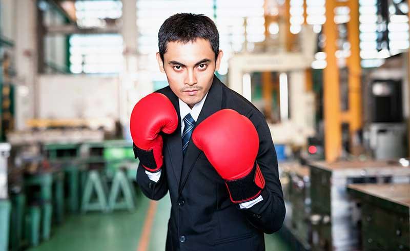 Coach Kick Boxing K1 Entreprise