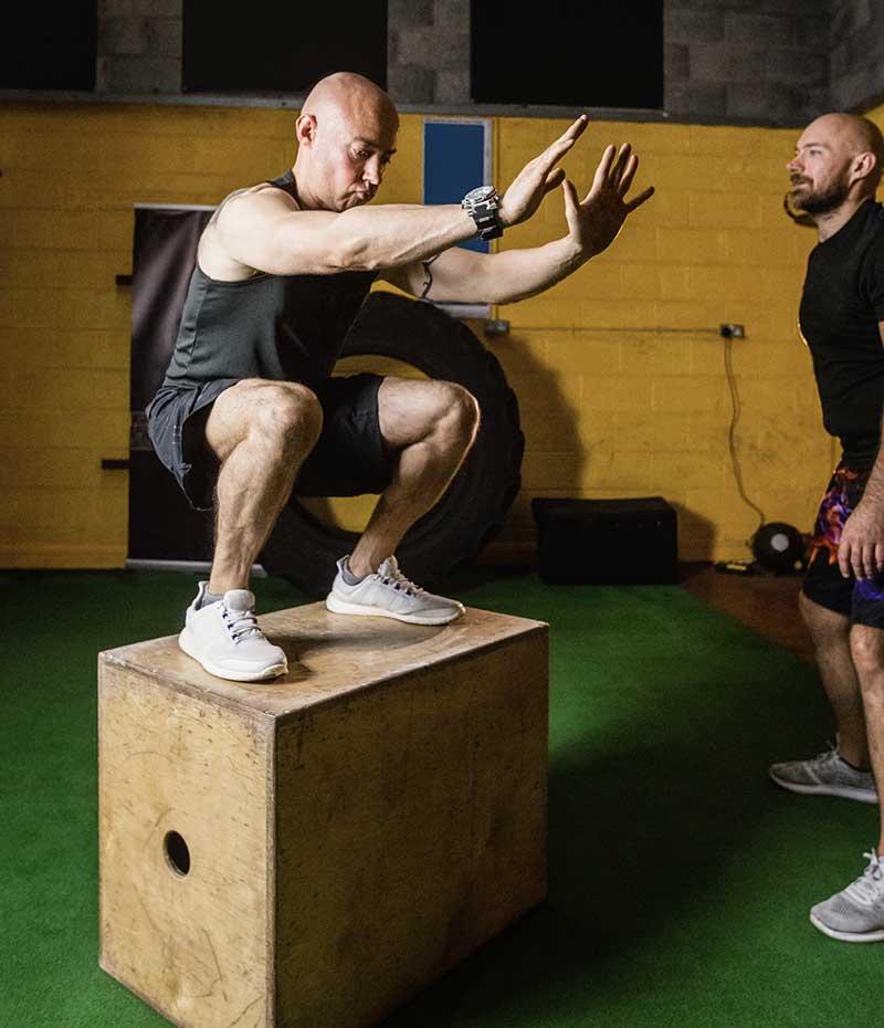 Coach Preparation Physique Domicile