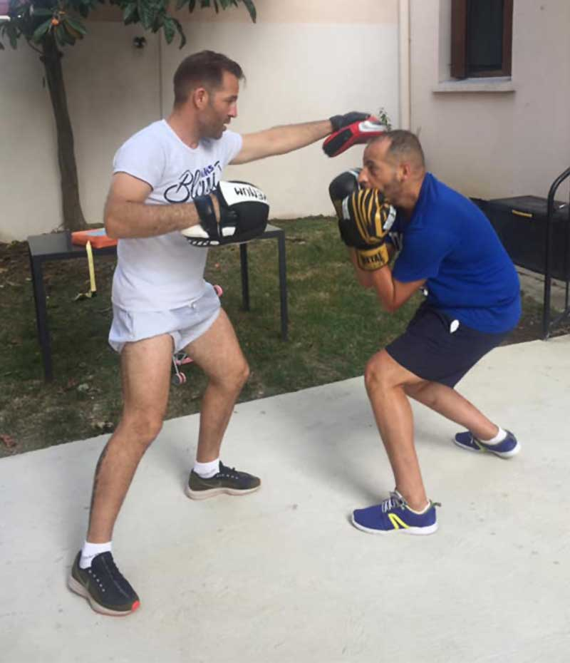 Coach Sportif Boxe a la maison Cugnaux