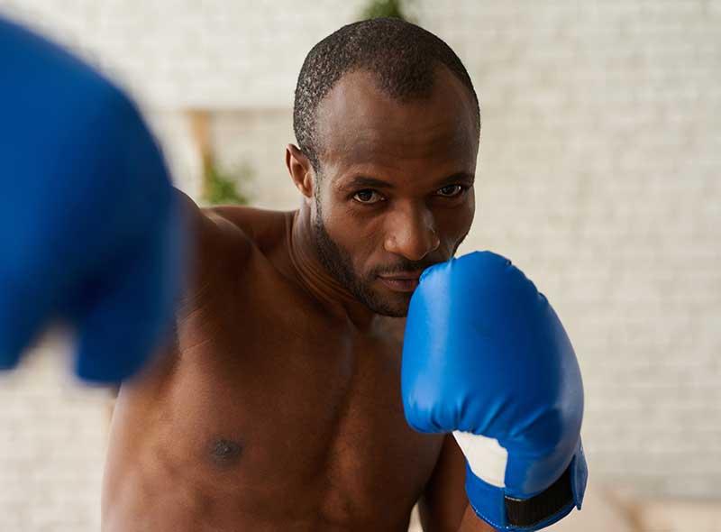 Coaching Kick Boxing Domicile